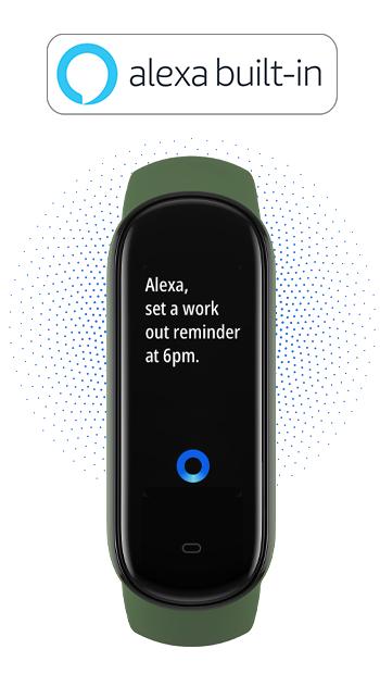 AMAZFIT Band 5 Review - Alexa en SpO2 als investering voor de toekomst